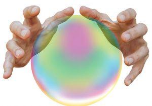 Devenir voyante et lire la boule de cristal